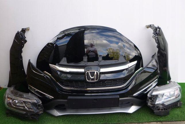 Разборка Honda CR-V капот бампер фара двери багажник телевизор решетка