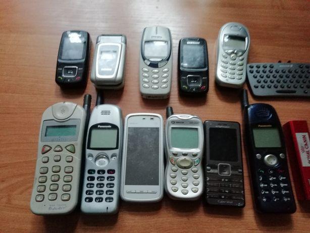 Stare telefony zamienie na stare monety
