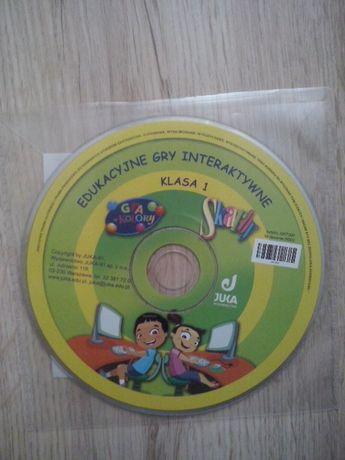 Gra w kolory, Skarby - klasa 1: CD - Edukacyjne gry interaktywne