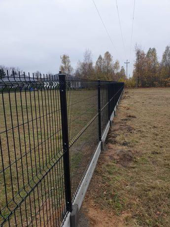 Ogrodzenia panelowe, płoty, bramy, furtki