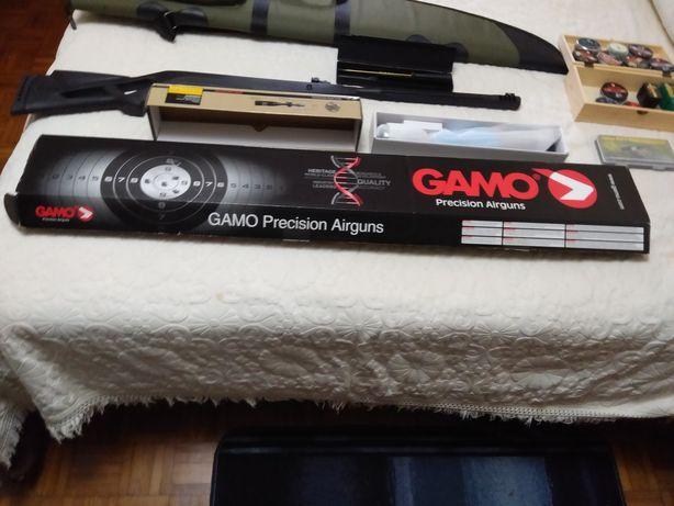 Carabina pressão de ar Gamo Maxxim whisper