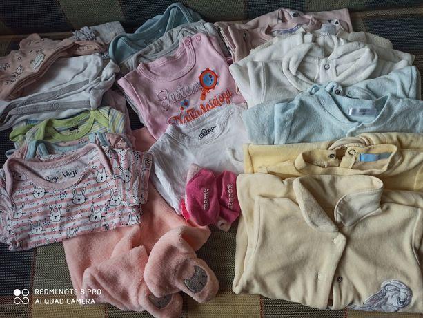 Ubranka 68 dla dziewczynki