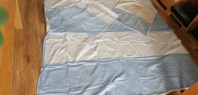 komplet pościeli 220x200 (kołdra + 2 poduszki)