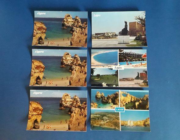 Postais Antigos Lagos - Algarve