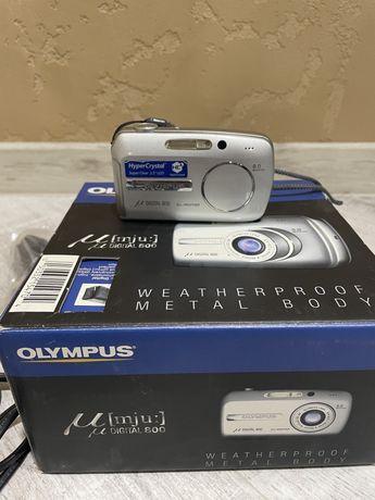 Фотоаппарат Olympus Mju 800 Digital