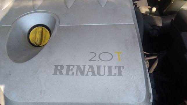 Renault LAGUNA 2. 2.0. benzyna Turbo 2005 Rok Cala Na CZesci Poszczegu