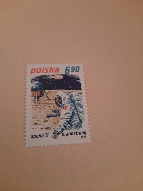 Znaczki polski czyste 1979 i 1980
