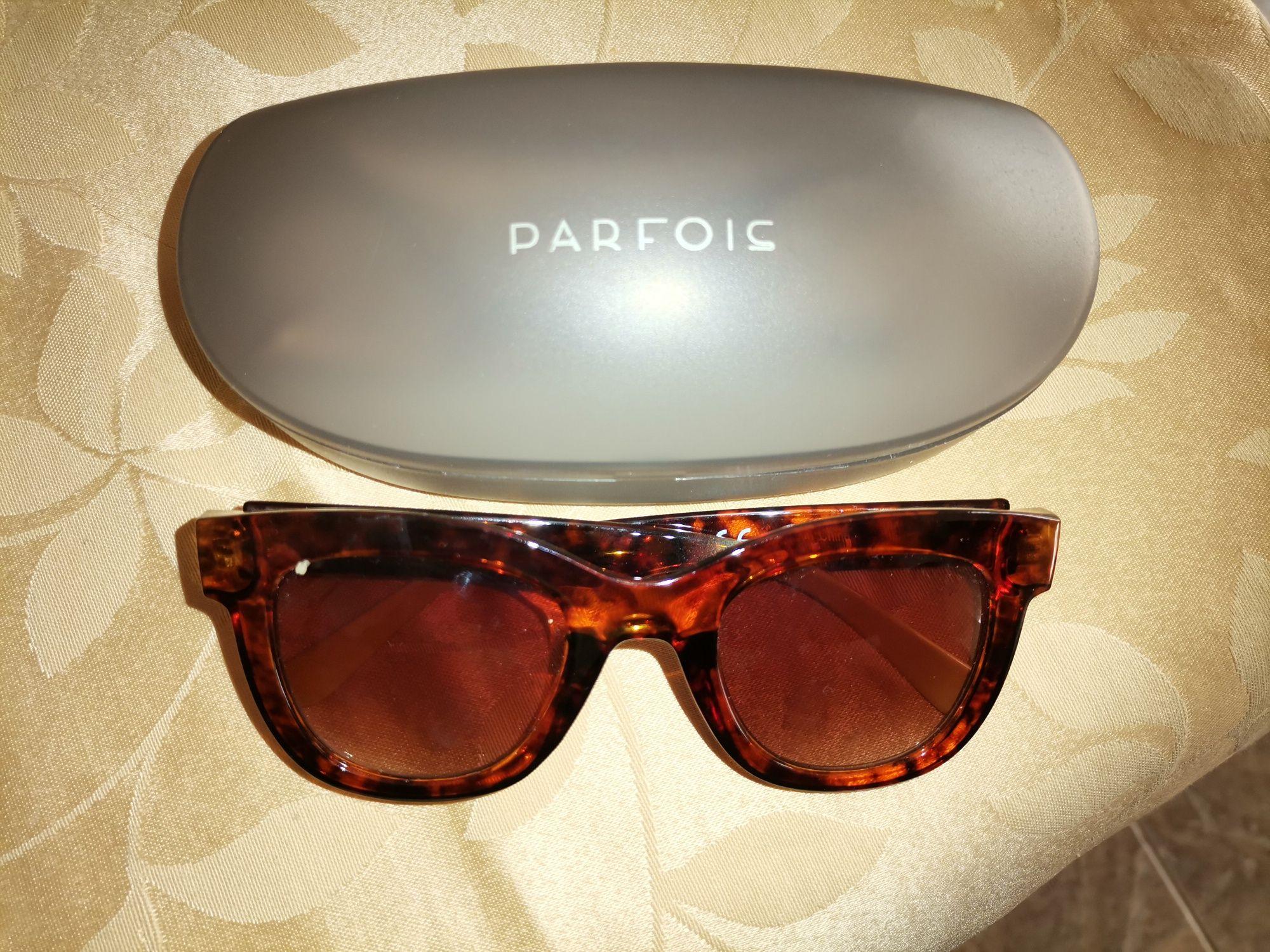 Óculos de sol como novos
