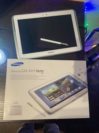 Samsung galaxy note 10.1 GT-N8000 Белый планшет Универсальный пульт