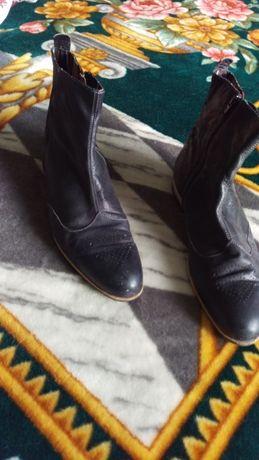 Ботинки Liquinos (Италия) натуральная кожа