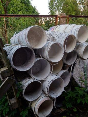 wiadra budowlane po tynku 25 i 15 kilowe, wysyłka