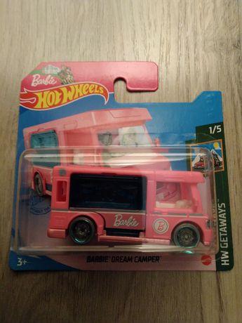Hot Wheels Barbie Dream Camper 1:64 Resorak