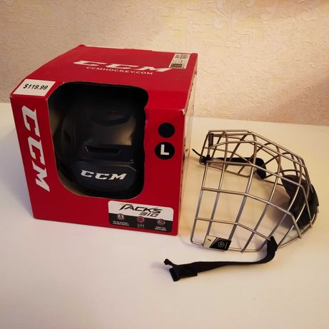 Хоккейный шлем ССМ Tacks 310 L.