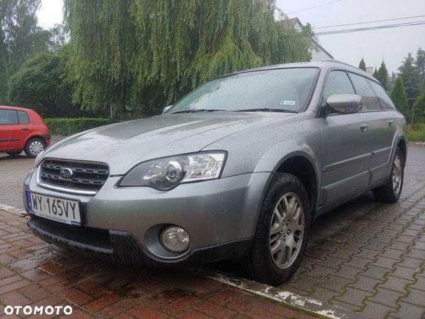 Subaru OUTBACK 4x4 Full opcja 1 wlasciciel ASO