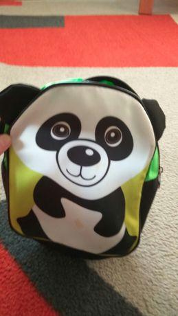 Plecaczek dla dziecka, plecak - stan BARDZO DOBRY