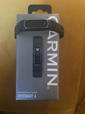 Garmin Viviosmart 4 najmniejsza smart opaska smartwatch