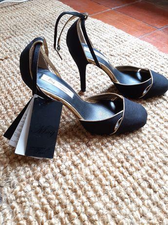 Sapatos senhora da marca Mango n.37