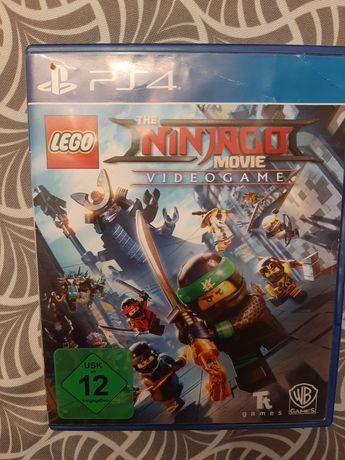 Gra dla dzieci PS4 LEGO Ninjago na 2 dwóch graczy Super stan