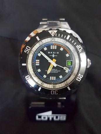 Relógio Basis mecanico.