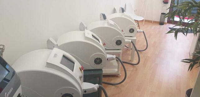 Aluguer equipamentos Laser diodo/SHR