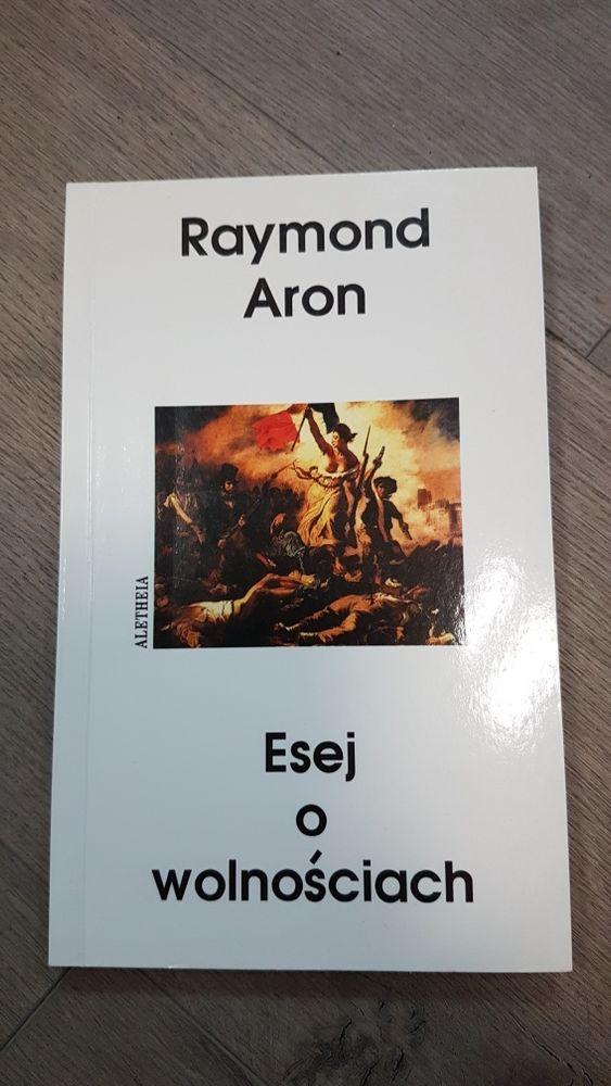 Aron Esej o wolność Warszawa - image 1