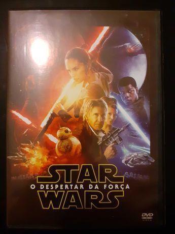 DVD: Star Wars - O Despertar da Força
