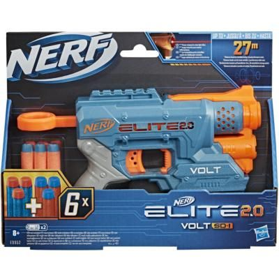 Nerf Elite 2.0. Nerf Volt. Бластер Nerf Elite 2.0 Volt