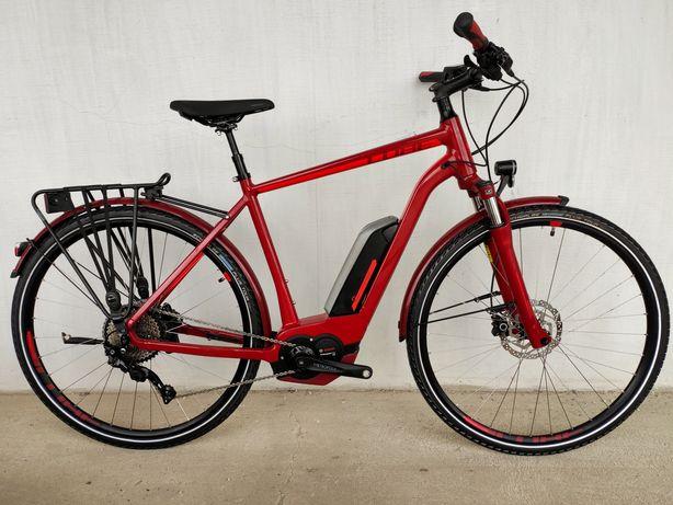 E-bike Cube Cross Pro Touring (2018), 54cm, Performance CX, Bosch