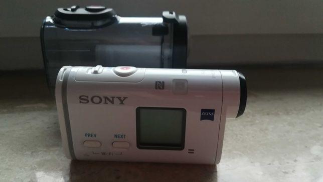 Kamera sportowa Sony 4K FDR_X1000VR używana kilka razy na wakacjach