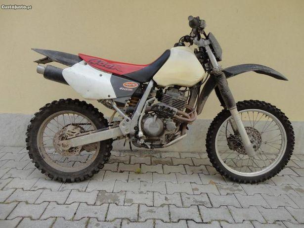 Honda xr 400 para pecas