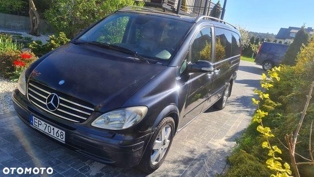 Mercedes-Benz Viano Mercedes Benz Viano 2.2 Ambiente