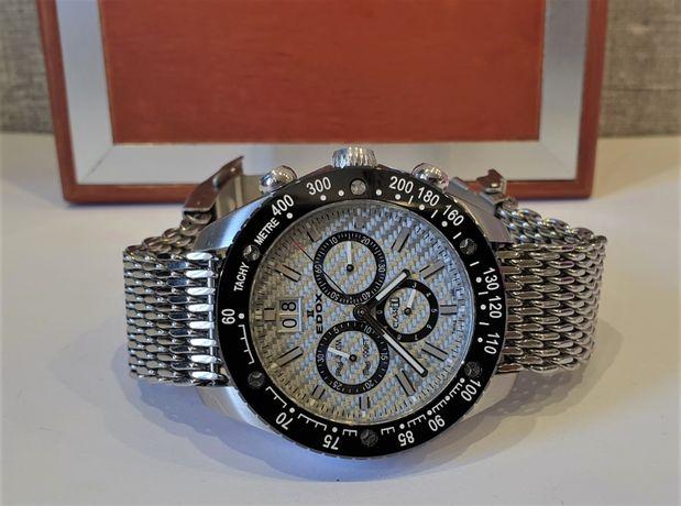 Мужские часы Edox 10004 Class 1 Sapphire 300m 42.5mm