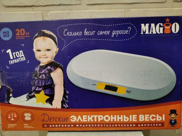 Весы для младенцев Magio MG -303