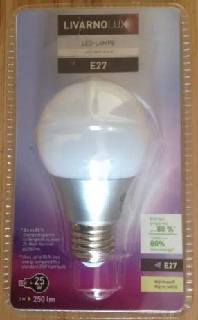 Żarówka LED - E27 - A+ - Livarnolux