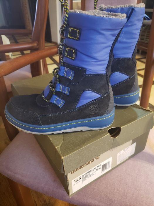 Продам зимние ботинки TIMBERLAND 32 размер (21 см. стелька) Николаев - изображение 1