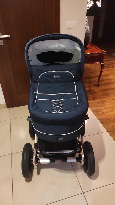 Wózek Emmaljunga 3 w 1 Dziadowa Kłoda - image 1
