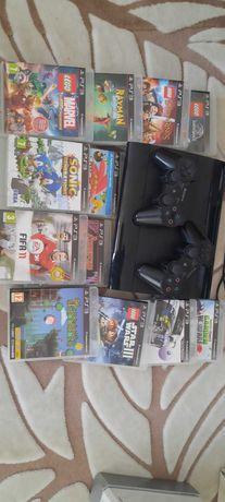 konsola PSP3+20gier