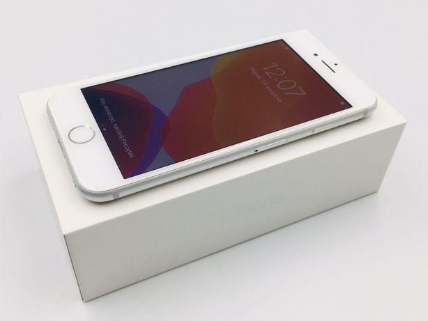 NOWA bateria • iPhone 7 128GB Silver • GWAR 1 MSC • AppleCentrum
