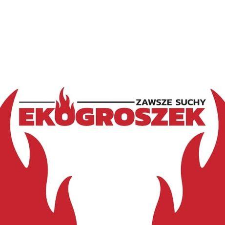 Suchy Ekogroszek 28MJ 3% popiołu bez SPIEKÓW NAJLPESZY