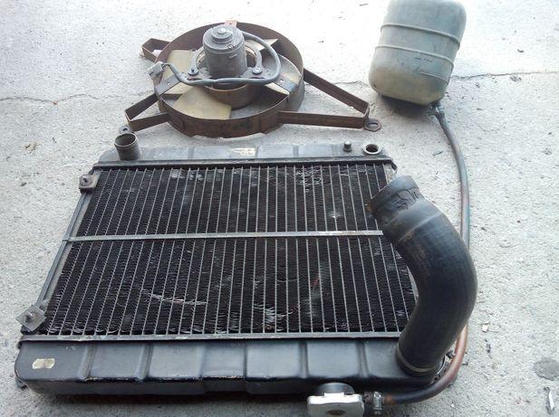 Polonez borewicz chłodnica wody 1.5 FSO akwarium caro truck