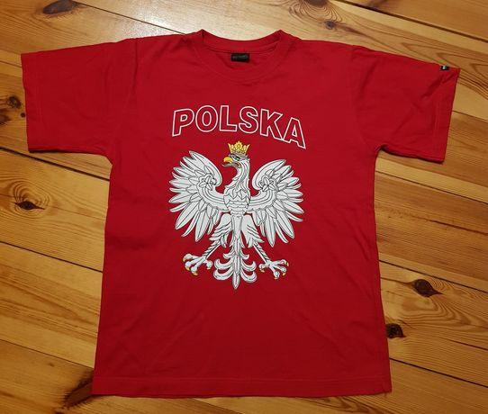 Koszulka kibica * Polska * 152 cm * stan: BDB