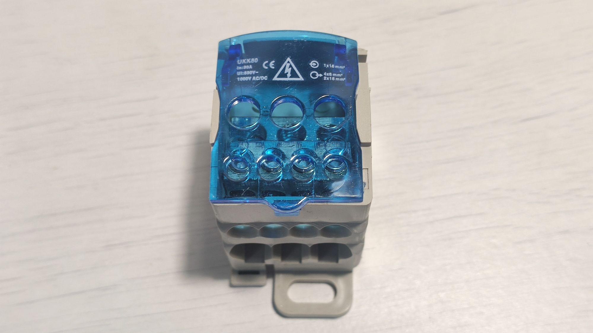 Bloco caixa distribuição terminal UKK-80