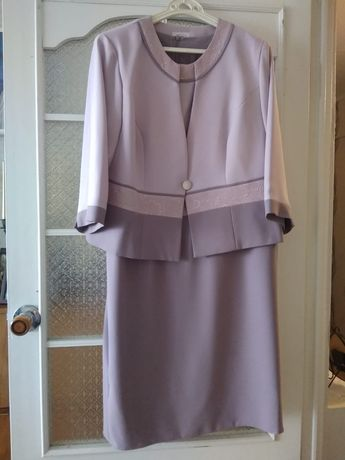 Sprzedam elegancki komplet (sukienka +żakiet)