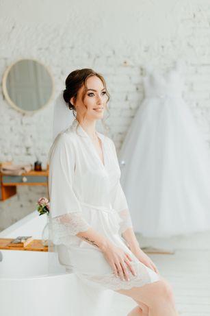 Свадебные/вечерние/прически/макияж