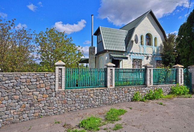 Классный дом с великолепным видом на речку