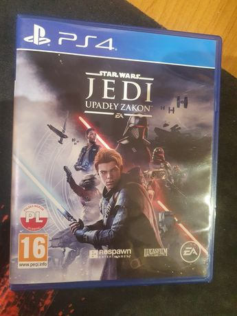 Star Wars JEDI Upadły Zakon PS4