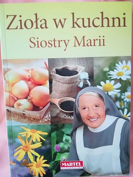Zioła w kuchni siostry Marii