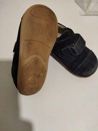 Sapato menina carneiros tamanho 22