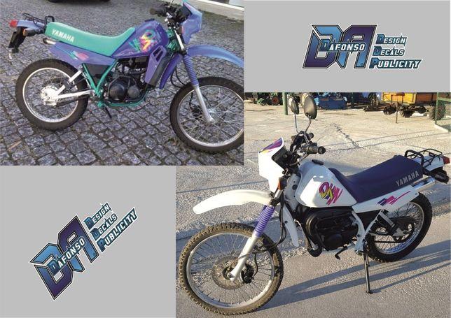 Autocolantes Yamaha DT 50 lc 1994>1999