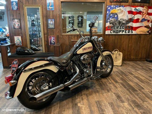 Harley-Davidson FLSTCI  Heritage Softail